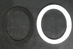 軟質CRパッキン・ゴム引きガラスパッキン