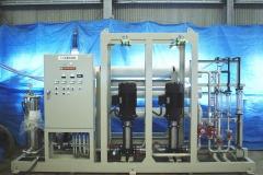 膜処理装置(RO装置)(1)